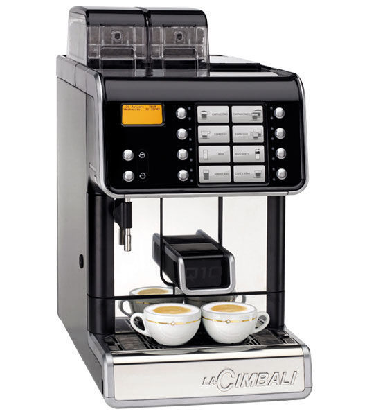 macchina caffe automatica touch