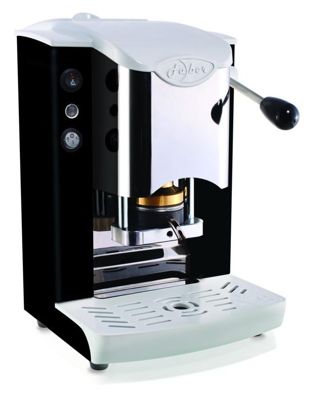 macchina caffe cialde vapore