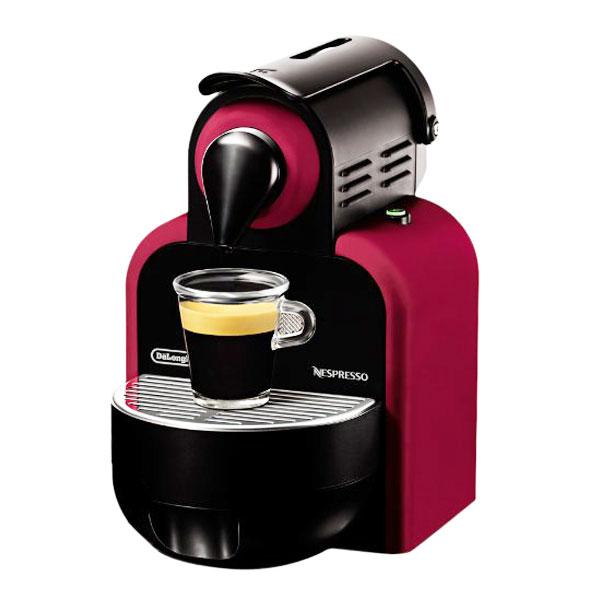 macchina caffe nespresso u rossa