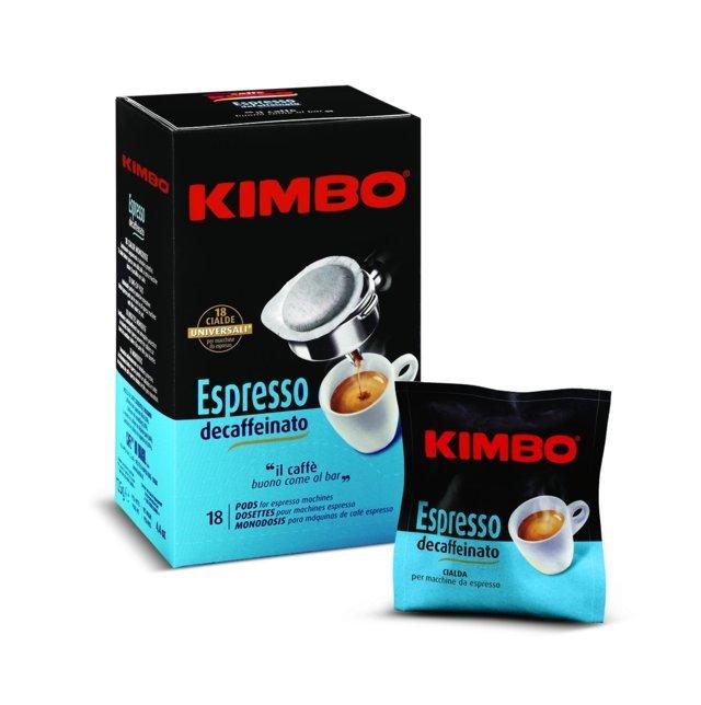 Cialde kimbo caffè espresso tra i più venduti su Amazon