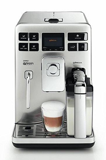 Macchina caffe automatica saeco tra i più venduti su Amazon