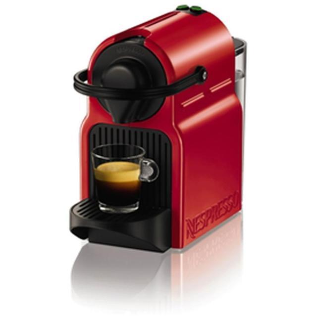 Macchina caffe nespresso rossa tra i più venduti su Amazon