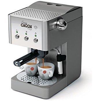 Macchina espresso gaggia tra i più venduti su Amazon